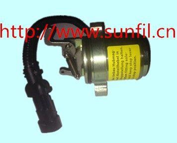 Fuel Shutoff Solenoid Valve 04103812 04103808 F Deutz F3L F3M F4L F4M 1011 2011