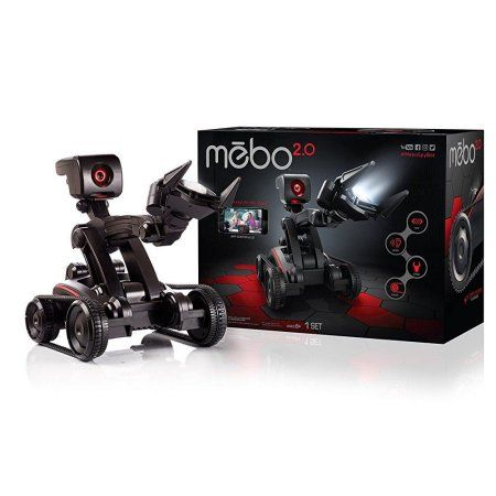 Sky Viper App >> Sky Viper Mebo 2 0 Interactive Robot Black Products Rc