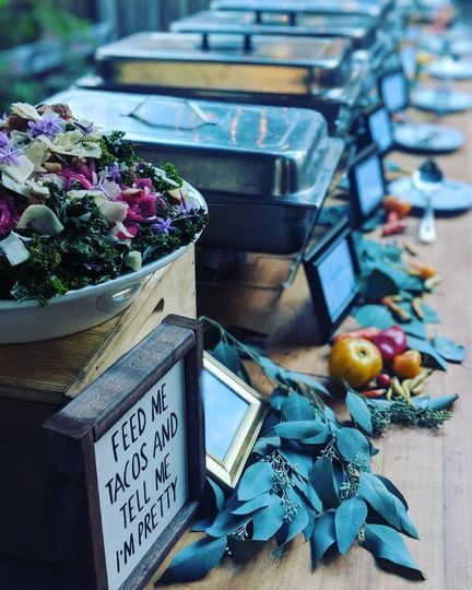 Contact Epicurean Escape Catering In Santa Rosa On Weddingwire Browse Catering Prices Photos And 6 Reviews With A Rating O In 2020 Epicurean Wedding Wire Santa Rosa