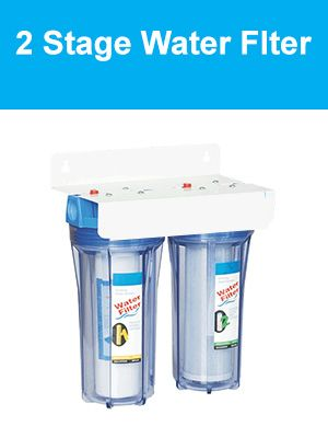 2 Stage Water Filter Best Water Filter Countertop Water Filter Water Filter