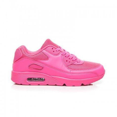 fad3e68a9a Dámské tenisky Remy růžové – růžová Trendy