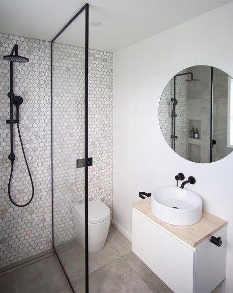 8 ideas de Espejo redondo para baño | decoracion baños ...