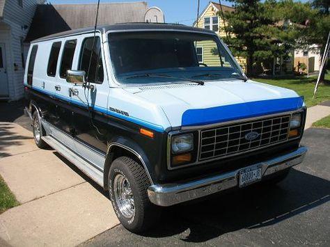 1984 Ford Econoline E150