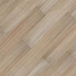 Merola Tile Rustica Mini Tundra Beige 12 In X 12 In X 8 Mm Porcelain Mosaic Tile Fcp96rtu The Home Depot Bamboo Flooring Flooring Water Resistant Flooring