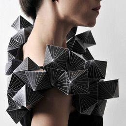 Fashionarium - 24 Paper Fashion Creations You Can't Miss