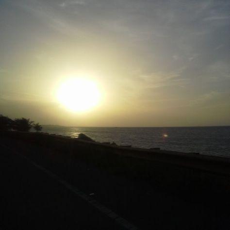 #puertorico #sunset #nofilter #mipuertorico