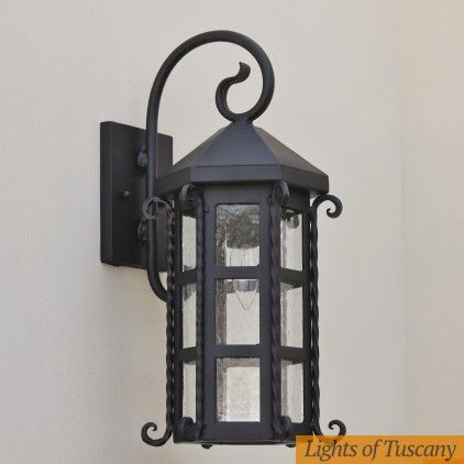 Spanish Style Outdoor Wall Light Lighting
