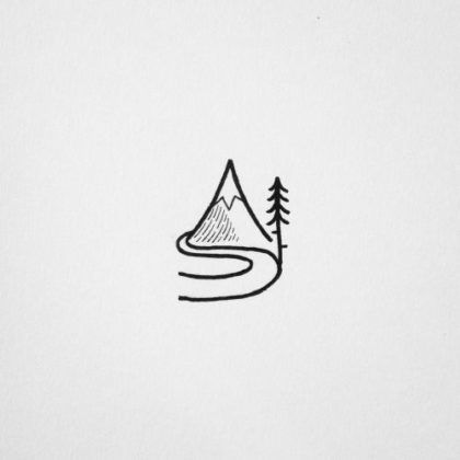 111 Cool Things To Draw Drawing Ideas For An Adventurer S Heart Art Drawings Simple Cute Easy Drawings Easy Doodles Drawings Tattoo simple easy small drawings. 111 cool things to draw drawing ideas