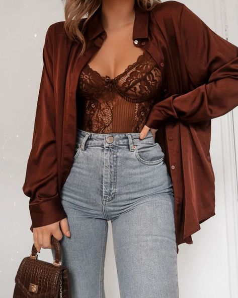 Mar 2020 - Hailey Bieber inspired outfits – 2 or By: Spring is in the air! Today I bring to your attention inspiring casual outfit ideas for women. Glamouröse Outfits, Cute Casual Outfits, Stylish Outfits, Spring Outfits, Night Outfits, Winter Night Outfit, Night Out Outfit, Autumn Outfits, Night Wear