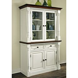 Home Styles Monarch Buffet and Hutch, $1300