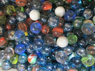 Ebay Sponsored Wholesale Glass Shooter Marbles 10 Pounds 1 Inch Diam Bulk Marble Marble Toys Glass