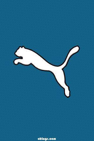 Blue Puma Iphone Wallpaper Nike Wallpaper Iphone Blue Pumas Iphone Wallpaper