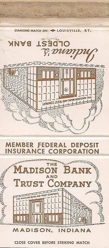 231 Madison Bank Trust Madison In Trust Company Trust