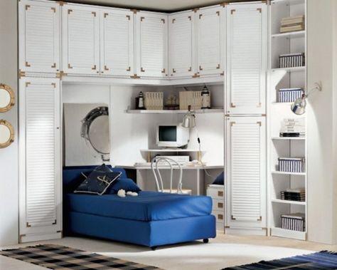 Arredare casa in stile marinaro | ARREDO CASA | Arredamento ...