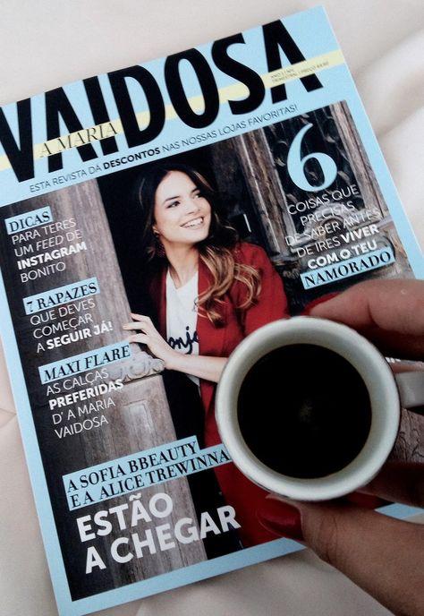A Mafalda Sampaio , mais conhecida como A Maria Vaidosa não passa despercebida na blogosfera muito menos no mundo do youtube. Sendo mais r...
