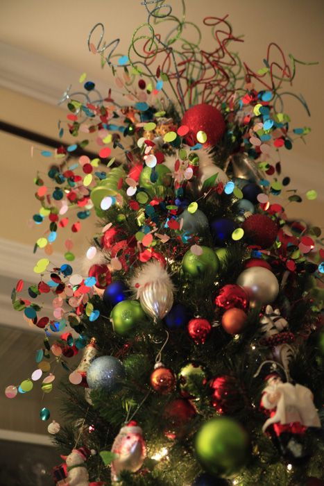 tree topper -
