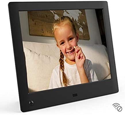 Amazon Com Nix Advance 8 Inch Usb Digital Photo Frame Ips Display Auto Rotate Motion Sensor Remot Digital Picture Frame Digital Photo Frame Motion Sensor