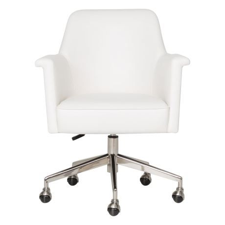 Drako Office Chair White Freedom With Images White Office