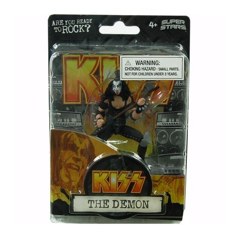 Demon FigureProducts Simmons 5 The Action Kiss Gene 4 Nmn0w8
