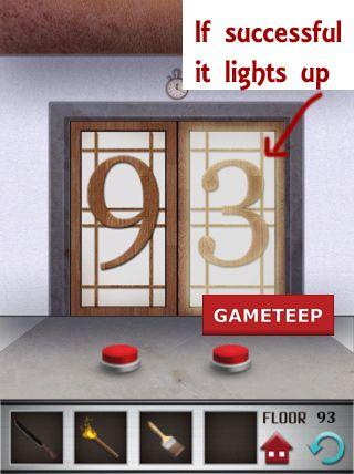 100 Floors Level 93 Solution In 2020 Flooring Home Decor Novelty Sign