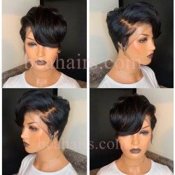 Pin On Frontal Hairstyles