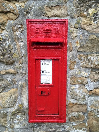 Wall Post Box Er Uk Post Box Antique Mailbox Letter Box
