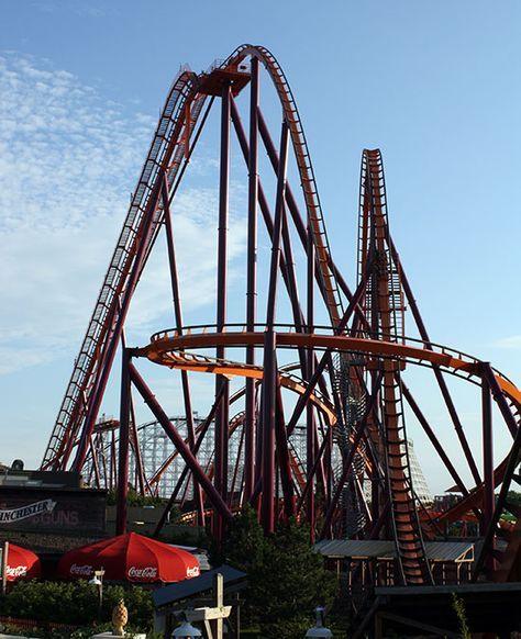 Raging Bull Six Flags Great America Gurnee Il Great America Raging Bull America
