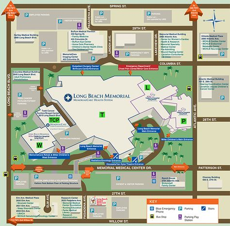 Long Beach Memorial Map The Best Beaches In World