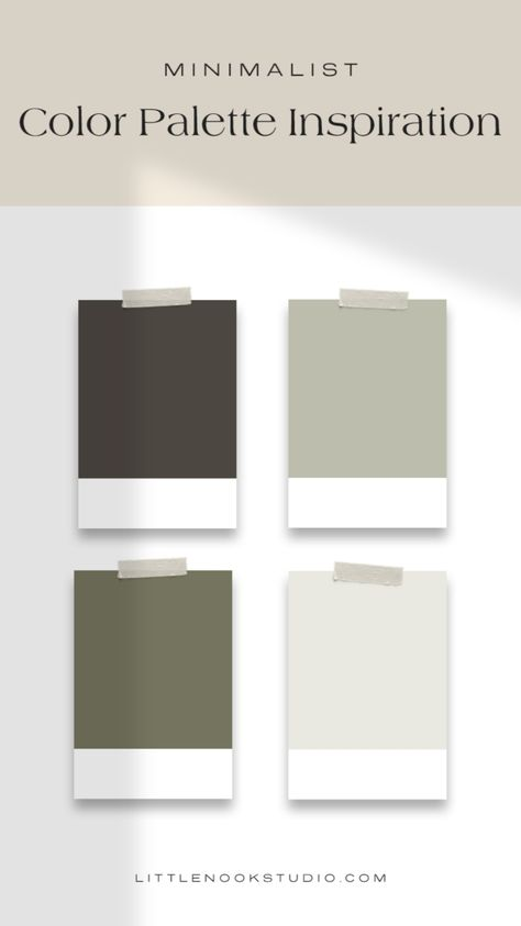Color Palette Inspiration for your brand