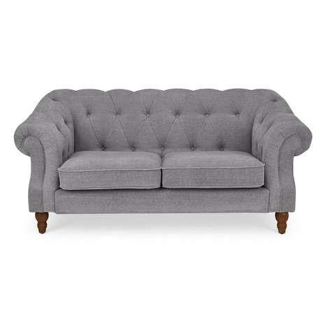 Aubrey Chesterfield 2 Seater Sofa Seater Sofa 2 Seater Sofa Small Sofa