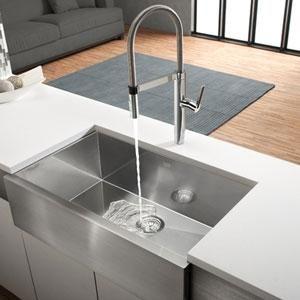 Single Sink Kitchen