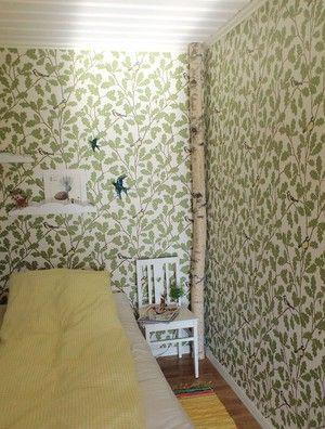Bedroom Wallpaper Waldemar Sandberg Wallpaper Sovrum