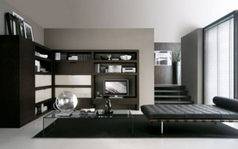 How to arrange furniture in a small living room?