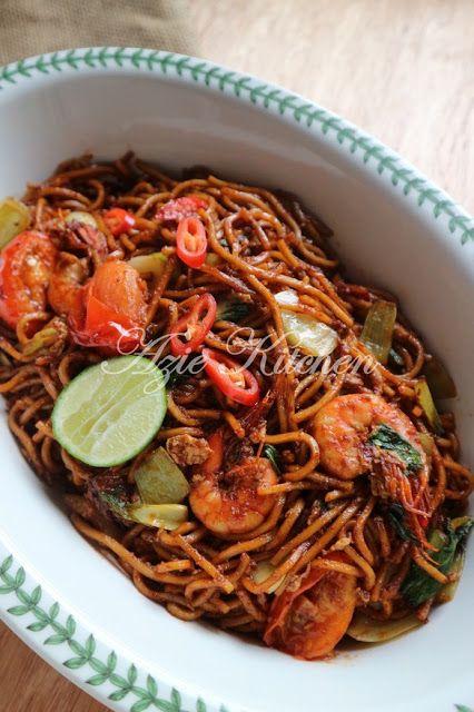 Mee Goreng Azie Kitchen