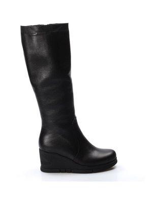 بيج بوت جزمة جزم Beige Boots Fox Shoes Black Boots