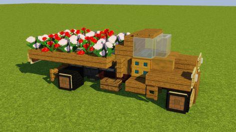 Minecraft Cottage, Minecraft Garden, Minecraft Farm, Minecraft Plans, Minecraft Blueprints, Minecraft Bedroom, Minecraft Furniture, Ideas For Minecraft, Minecraft How To Build