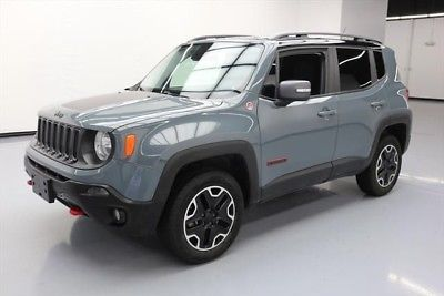 Jeep Renegade Trailhawk Jeep Renegade Trailhawk Jeep Renegade