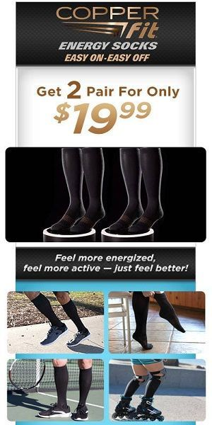 32+ What compression are copper fit socks trends