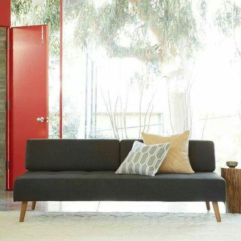 Lindo sofá.