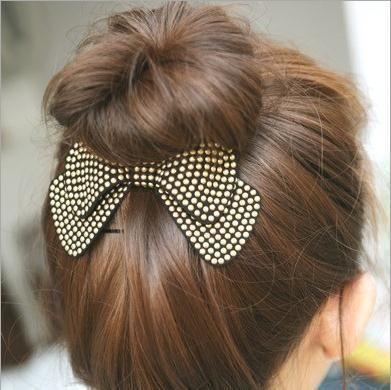 Encontrar Más Accesorios Para Cabello Información Acerca De Moda Mujer Accesor Fashion Hair Accessories Hair Accessories For Women Bow Hair Clips
