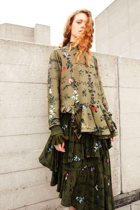 Preen Line Pre-Fall 2018 Collection - Vogue