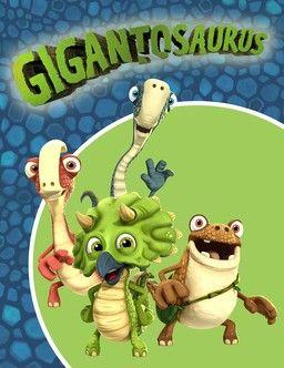 Gigantosaurus Disney Junior Disney Xd Kid Character