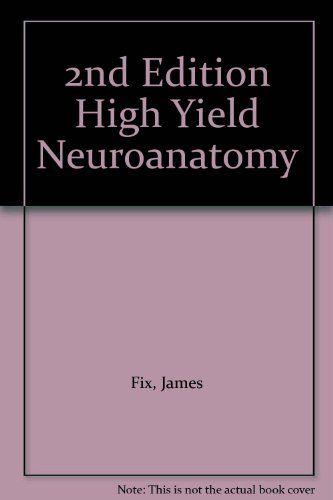High Yield Neuroanatomy Pdf