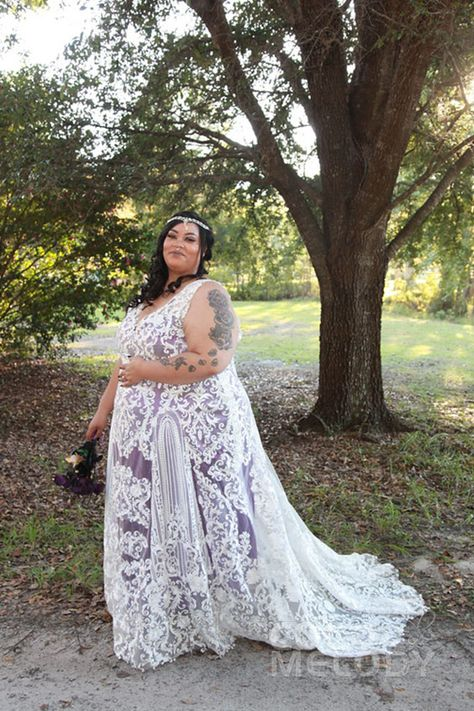 83836a5f364 Every Bride Deserves The Gorgeous Bridal Look On Her Big Day!  Congratulations And Thanks For Sharing!  weddingdresses  customdresses   cocomelody ...