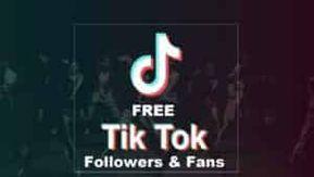 Get Free Tiktok Followers With This Amazing Trial In 2020 Free Followers How To Get Followers Try It Free