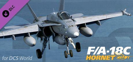 DCS: F/A-18C Hornet | 飞机游戏 | Hornet, Fighter jets, Games