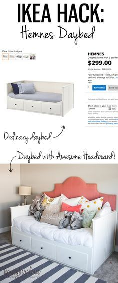 50+ Best Ikea Hemnes Daybed HEMNES, Daybed and Wooden frames - Daybed Images