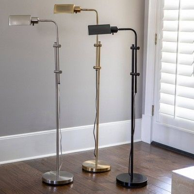 J Hunt Pharmacy Floor Lamp Bronze In 2020 With Images Gold