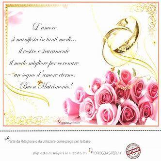 Risultato Immagine Per Auguri 50 Anni Matrimonio Biglietto Di Matrimonio Auguri Di Buon Anniversario Di Matrimonio Matrimonio