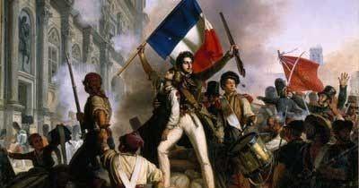الثورة الفرنسية وليدة فكر الأنوار Http Bit Ly 2e1uxdr French Revolution Painting Art
